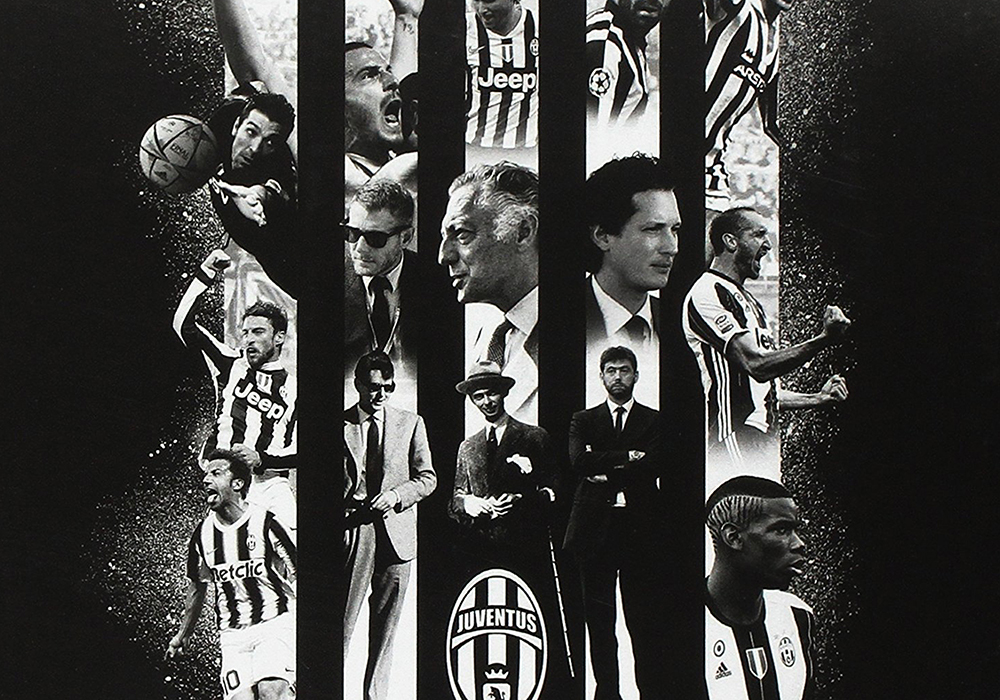 Juventus Movie Poster.